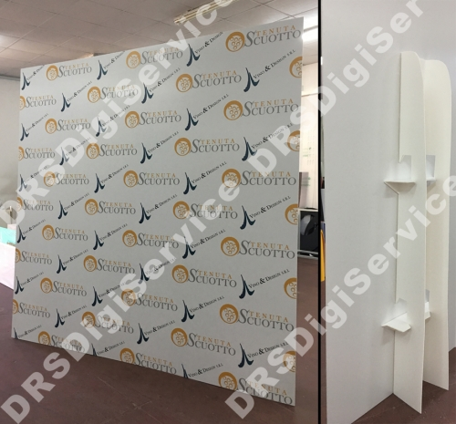 pannello auto reggente Backdrop in forex 2x2 mt
