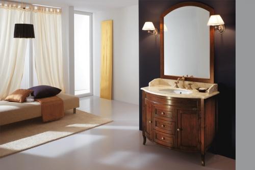 Eban s r l arredobagno in legno massello for Eban mobili bagno