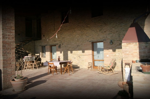 country house montefeltro