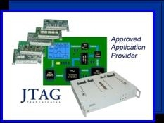 JTAG Approved Application Provider